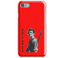 Republican Army iPhone Case/Skin