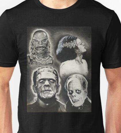 Classic Universal Monsters Unisex T-Shirt