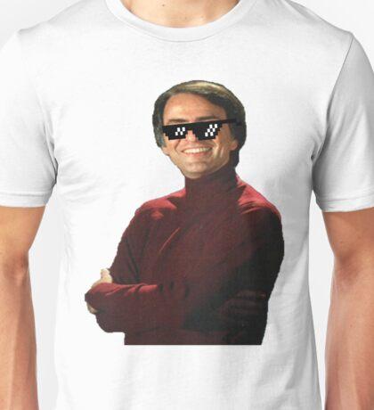 Thug Carl Sagan Unisex T-Shirt