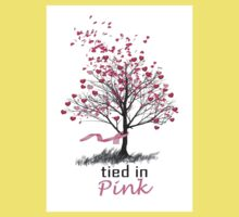 Tied in Pink Anthology merchandise Tee Shirts Kids Clothes