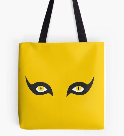 Nightman Eyes Tote Bag