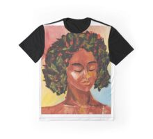 Afro Power Graphic T-Shirt