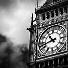 Big Ben [Print & iPad Case] by Damienne Bingham
