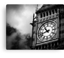 Big Ben [Print & iPad Case] Canvas Print