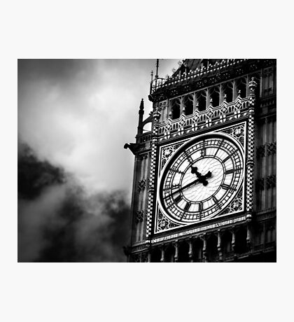 Big Ben [Print & iPad Case] Photographic Print