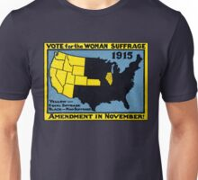 1915 Votes for American Women Unisex T-Shirt