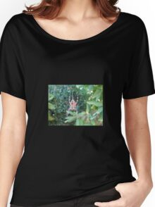 Caught in the web of time Women's Relaxed Fit T-Shirt