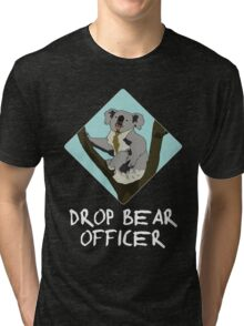 Drop Bears Preservation Society Tri-blend T-Shirt