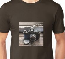 The Old Leica  Unisex T-Shirt