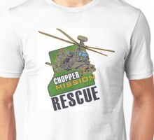 Chopper Mission Rescue Unisex T-Shirt