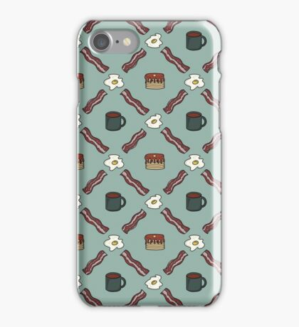 Morning Argyle iPhone Case/Skin