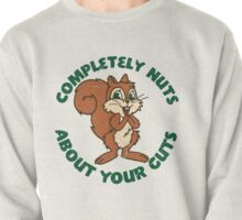 Completely nuts squirrel Pullover