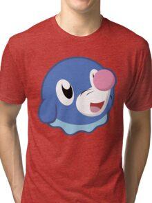 Popplio - Chibi Emblem Series Tri-blend T-Shirt