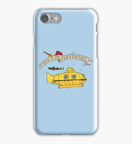 This Is An Adventure iPhone Case/Skin