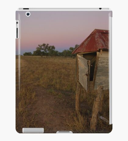 Outback Mail iPad Case/Skin