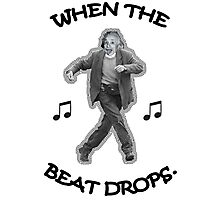 When the Beat Drops Photographic Print