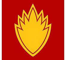 Star Lord Symbol Photographic Print