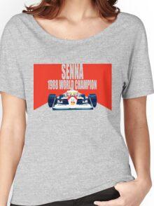 SENNA Women's Relaxed Fit T-Shirt