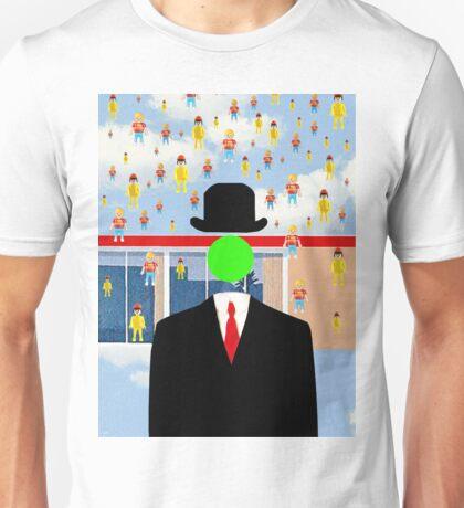 Magritte Unisex T-Shirt
