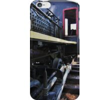 Engine 117 iPhone Case/Skin