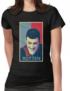 Robbie Rotten Womens Fitted T-Shirt