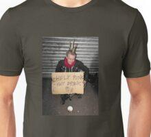 Help Punk get Drunk  Unisex T-Shirt