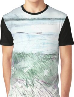Inlet, Næs  Graphic T-Shirt