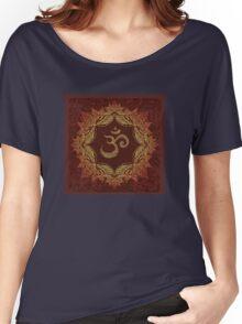 ETERNAL OM Women's Relaxed Fit T-Shirt