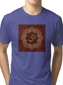 ETERNAL OM Tri-blend T-Shirt