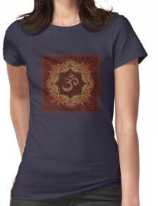 ETERNAL OM Womens Fitted T-Shirt
