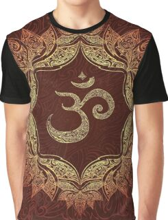 ETERNAL OM Graphic T-Shirt