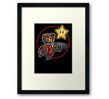 Super Lord Framed Print