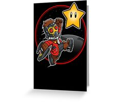 Super Lord Greeting Card