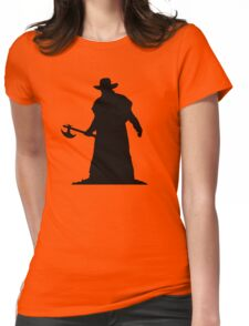 creeper Womens Fitted T-Shirt