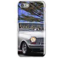 1965 Chevrolet Nova SS Convertible iPhone Case/Skin