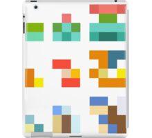 Minimalist Pokemon starters iPad Case/Skin