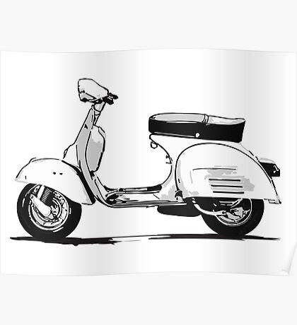 Scooter Poster