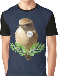 Bernie Bird Graphic T-Shirt