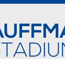 Kauffman Stadium - Kansas City Royals Sticker