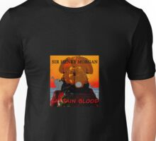 Captain Blood artwork Unisex T-Shirt