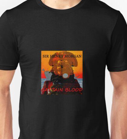 Captain Blood artwork Unisex T-Shirt