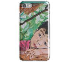 waiting iPhone Case/Skin