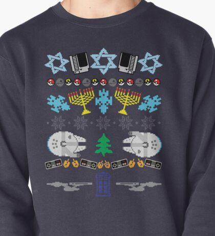 An Ugly 8 Bit Hanukkah Pullover