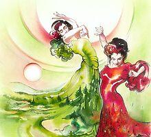 Dance of the Earth by Anna Ewa Miarczynska