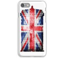 Tardis Union Jack iPhone Case/Skin