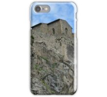 Built on a Solid Foundation iPhone Case/Skin