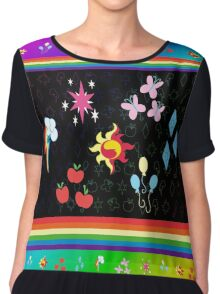 My Little Pony - Elements of Harmony Special V2 (Sunset Shimmer) Chiffon Top