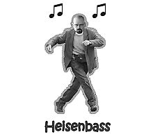 Heisenbass Photographic Print