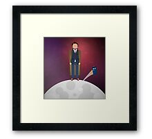 Sir Doctor Framed Print