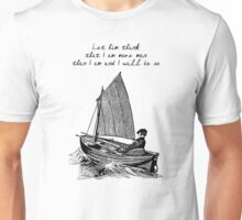 Hemingway - Old Man and the Sea Unisex T-Shirt